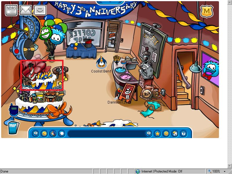 Club Penguin Q&A